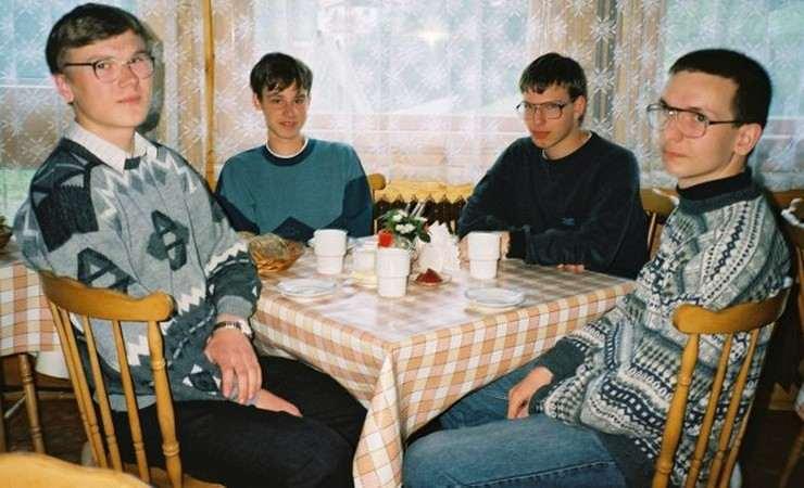Подросток из мема про «вечеринку ботаников» вырос и участвовал в запуске Falcon Heavy