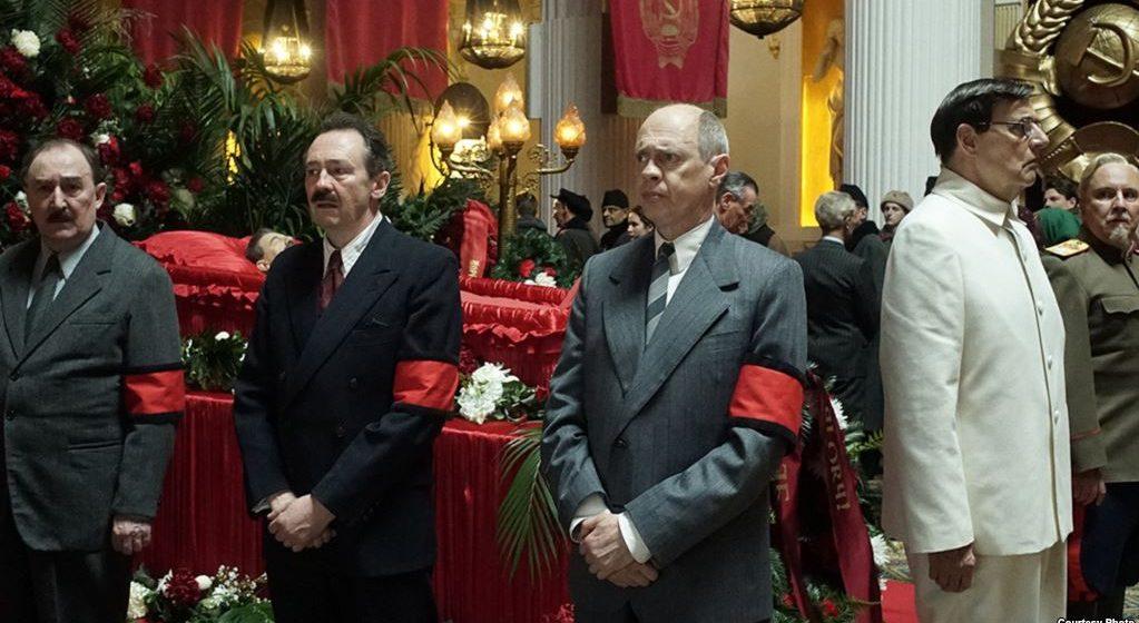 Увидят ли в Барановичах «Смерть Сталина»?
