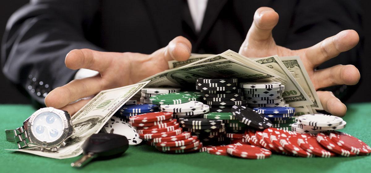 Сколько денег выиграли в барановичских казино в 2017 году