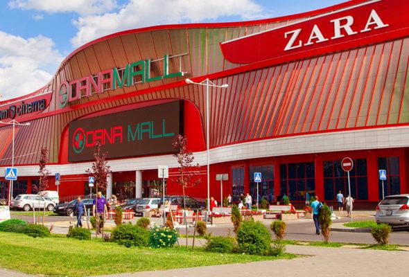 В торговом центре Минска погибла девушка