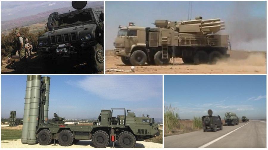 «Тигр», «Панцирь», С-400. Самое бесполезное оружие России в Сирии
