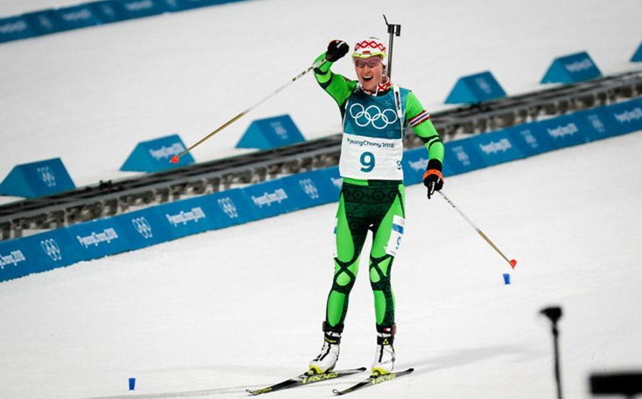 Домрачева: «Это, наверное, последняя для меня Олимпиада»