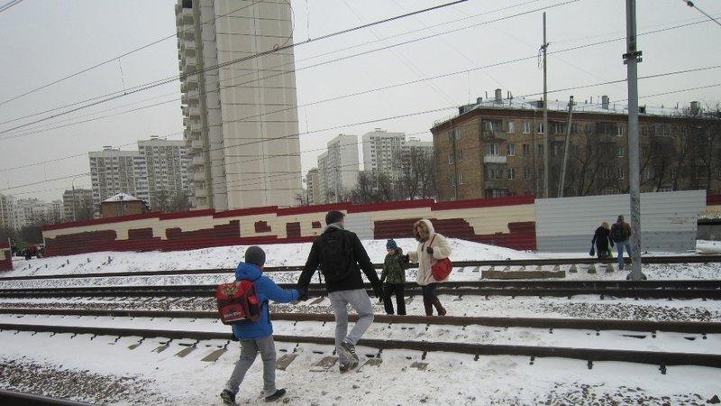 Правоохранители рассказали, сколько в Барановичах людей привлечено к ответственности за переход ж/д дороги в неустановленном месте
