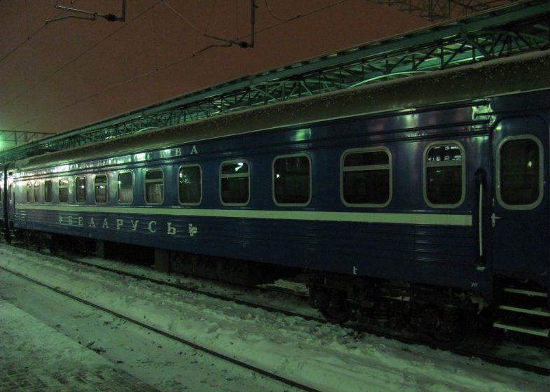 В Барановичах мужчина попал под поезд