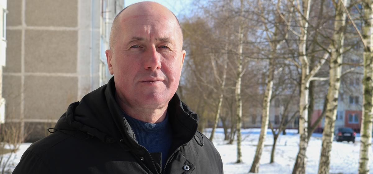 Бывший кандидат в Барановичский горсовет: «Того, кто победил, я заставлю работать»