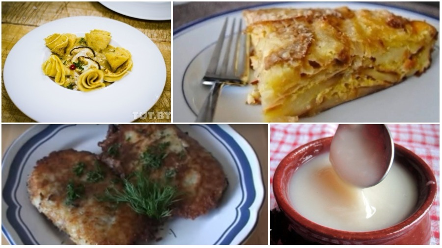 ТОП-5 постных блюд белорусской кухни