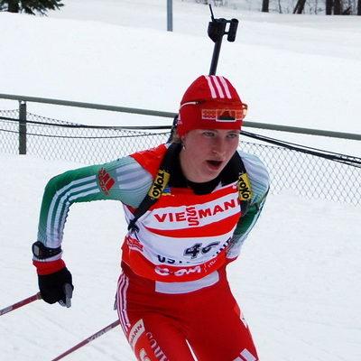 На Олимпиаде в Пхенчхане Дарья Домрачева заняла 37-е место в гонке преследования