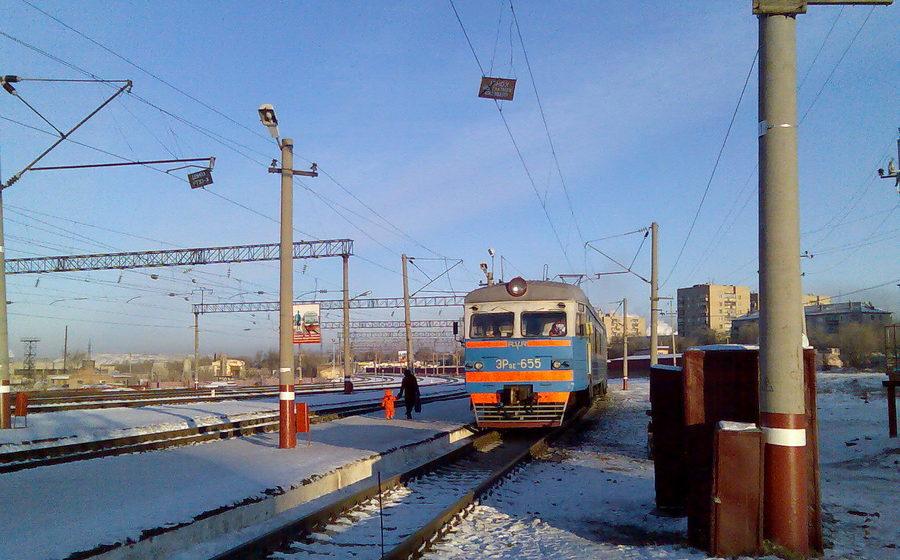 На подъезде к Жодино в электричке «Борисов – Минск» умер машинист