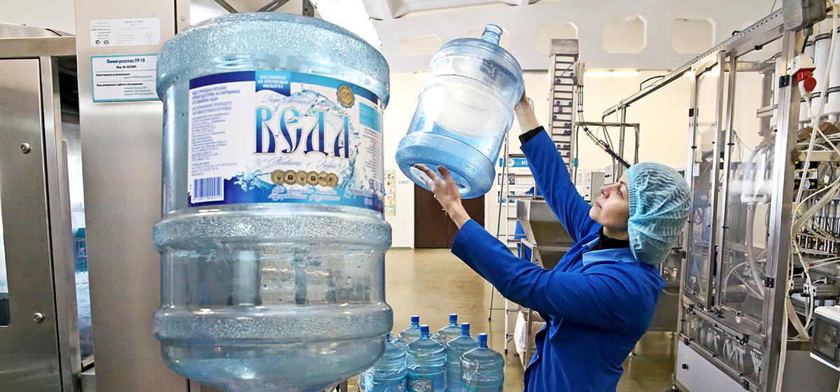 От скважины до бутылки: как делают бутилированную воду в Барановичах*