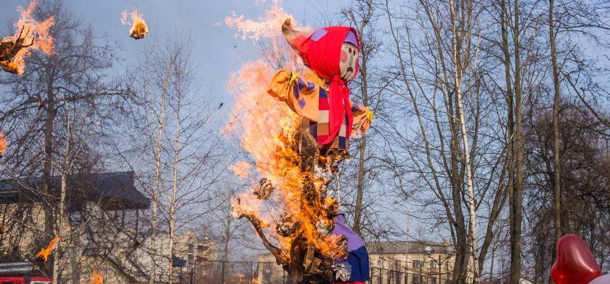 Программа народных гуляний на Масленицу в Барановичах – в этом году возле бывшего ДКТ
