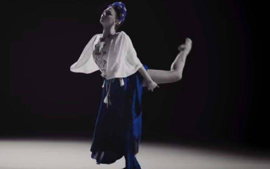 Группа Naviband сняла новый клип с гимнасткой Мелитиной Станютой (видео)