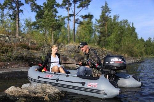 Как выбрать лодку для Белорусской рыбалки?