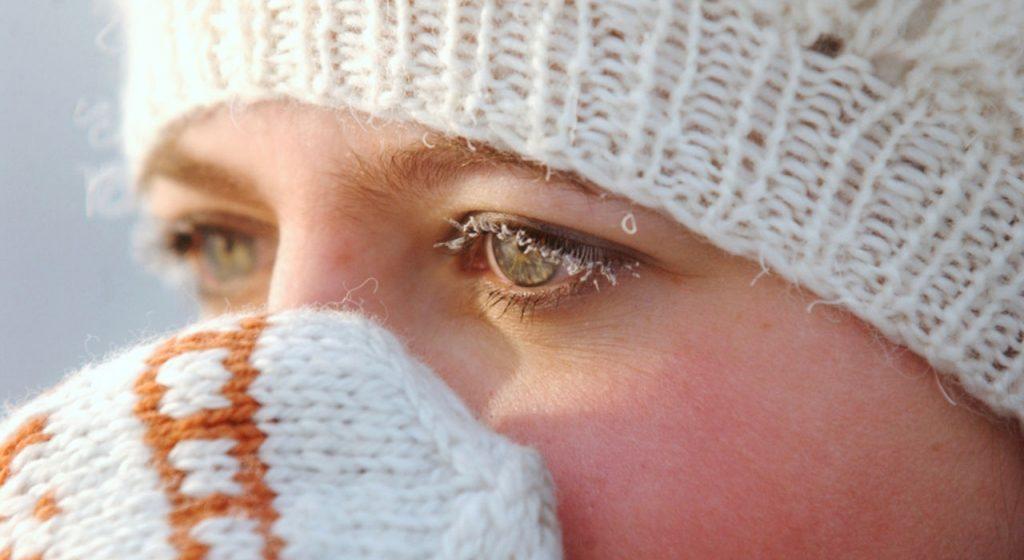Как вести себя в мороз и что делать при обморожении – советы барановичских медиков