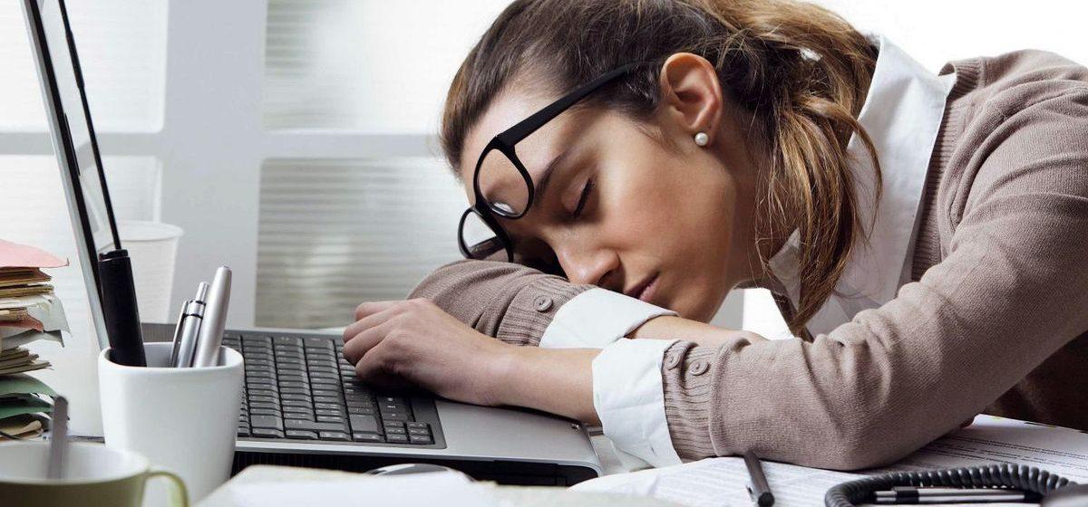 Восемь причин сонливости и борьба с ней