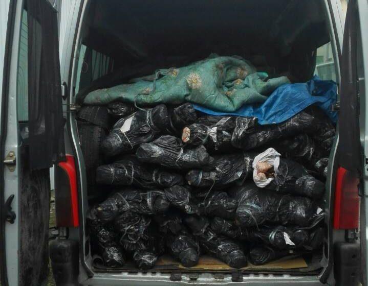 Барановичские милиционеры изъяли у жителя Кобрина 3000 кг телятины без документов
