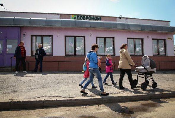 Когда в Барановичах откроют продовольственные магазины на улице Вильчковского и Бадака