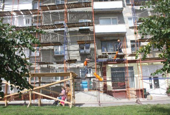 В Барановичах определили дома, которые капитально отремонтируют в 2018 году