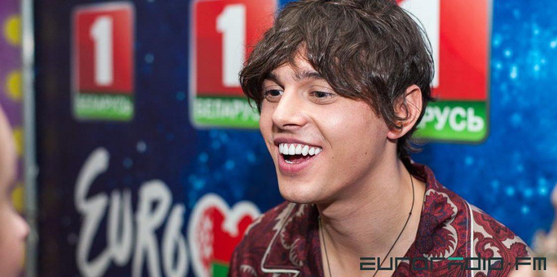 Украинский певец ALEKSEEV представит Беларусь на «Евровидении-2018»