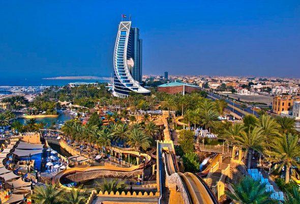 Отдых с детьми в Дубай — одни из самых лучших отелей