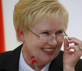Ермошина готовит в ЦИК к выборам президента «молодую смену»