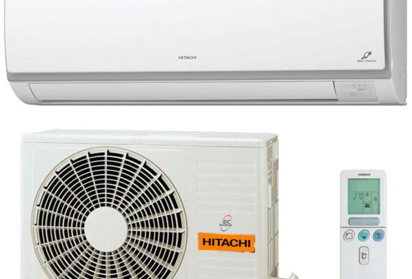 Тепловой насос Hitachi — надежная и энергоэффективная система
