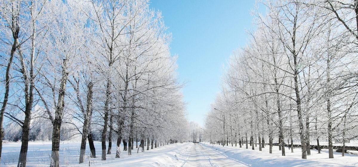 Метеорологи рассказали о погоде в Барановичах в ближайшие дни