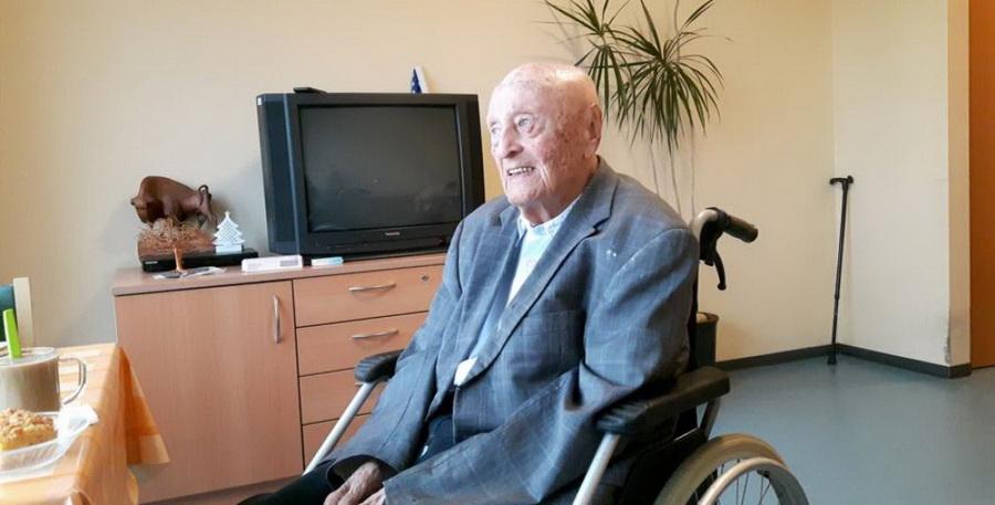 Во Франкфурте-на-Майне на 108-м году жизни скончался известный белорусский деятель зарубежья — Борис Кит