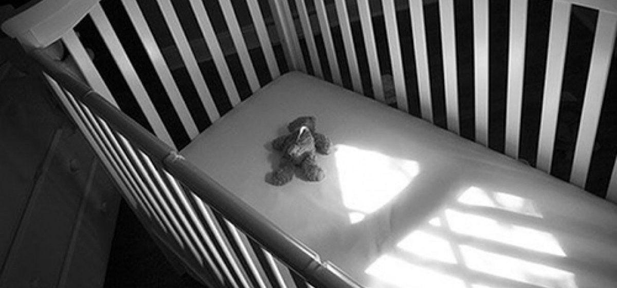 В Вилейке родители нашли мертвым своего полуторамесячного ребенка