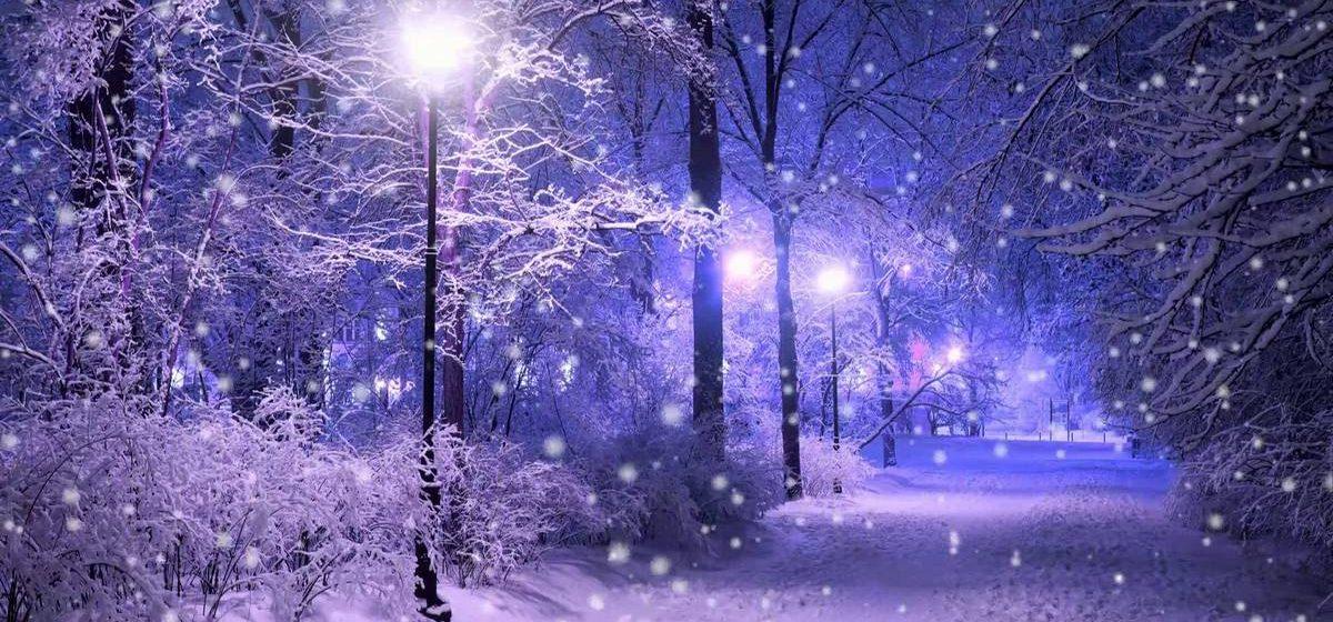 Метеорологи рассказали, растает ли в Барановичах снег в ближайшие дни