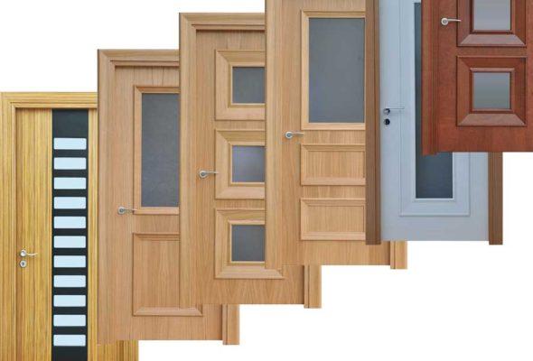 Межкомнатные двери – красивые и надежные