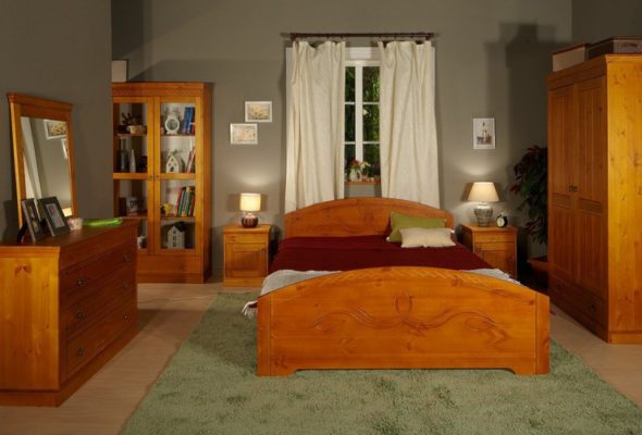 Кровати, на которых комфортно