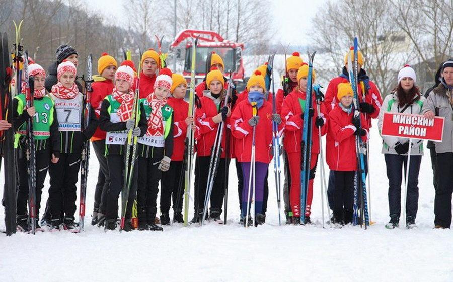 Николай Лукашенко выступит в финале соревнований по биатлону «Снежный снайпер»
