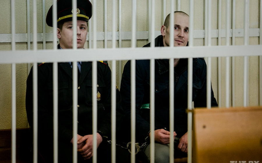 Минчанин, который в марте «отбивал» анархистов от милиционеров, признал вину
