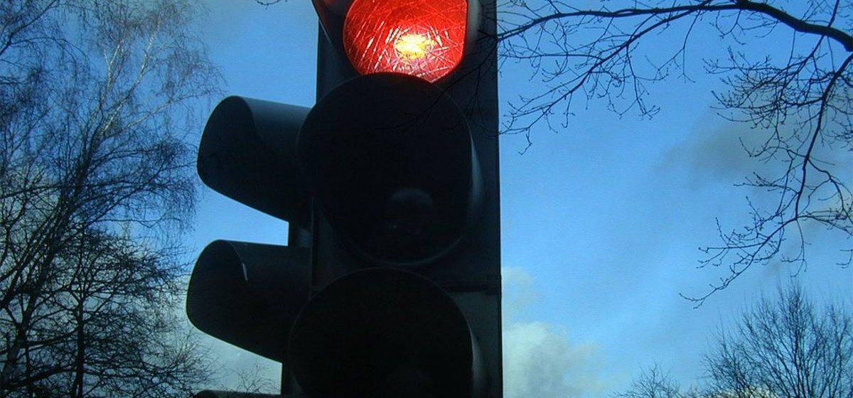 Когда в Барановичах заработает светофор на перекрестке улиц Чернышевского – Притыцкого