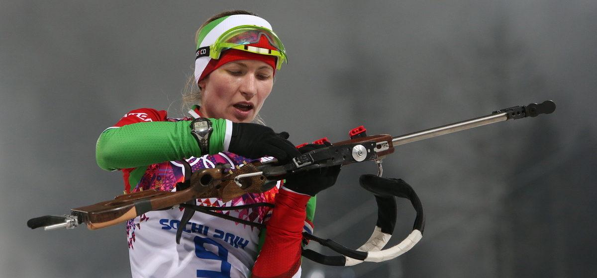 Как побегут белорусские биатлонистки 10 февраля в спринтерской гонке Олимпиады-2018