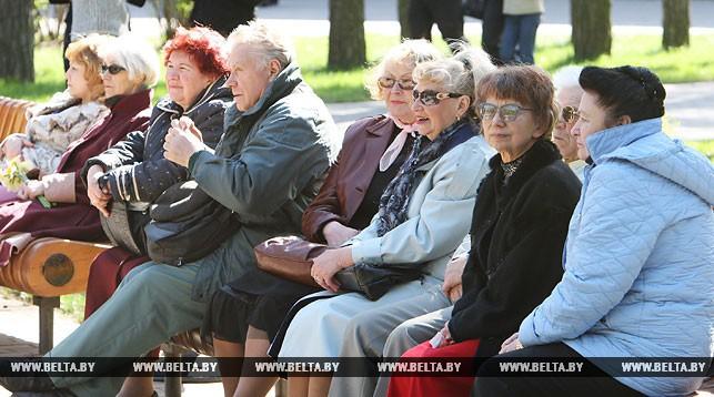 В Барановичском колледже реализуют проект по поддержке пожилых людей