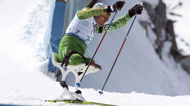 Паралимпиец из Ляховичей завоевал вторую серебряную медаль в Пхенчхане