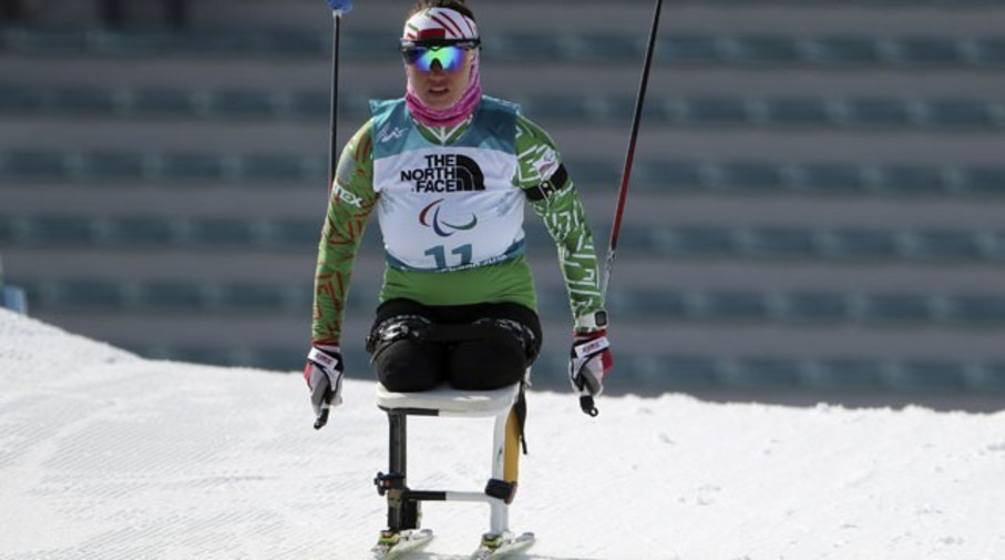 Лидия Графеева завоевала для Беларуси 10-ю медаль на Паралимпиаде-2018