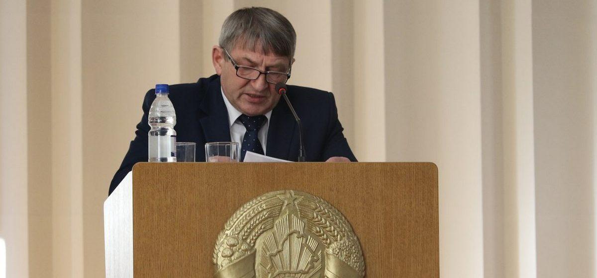 «Были решены судьбоносные вопросы». Председатель Барановичского горсовета отчитался о работе депутатов