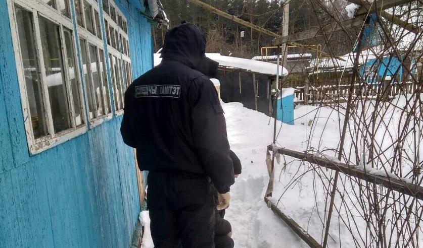 Под Борисовом нашли зарубленными двух братьев