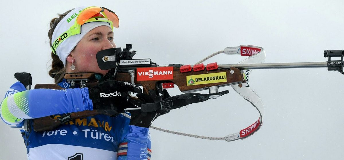 Беларусь лишили права проведения этапа Кубка мира по биатлону