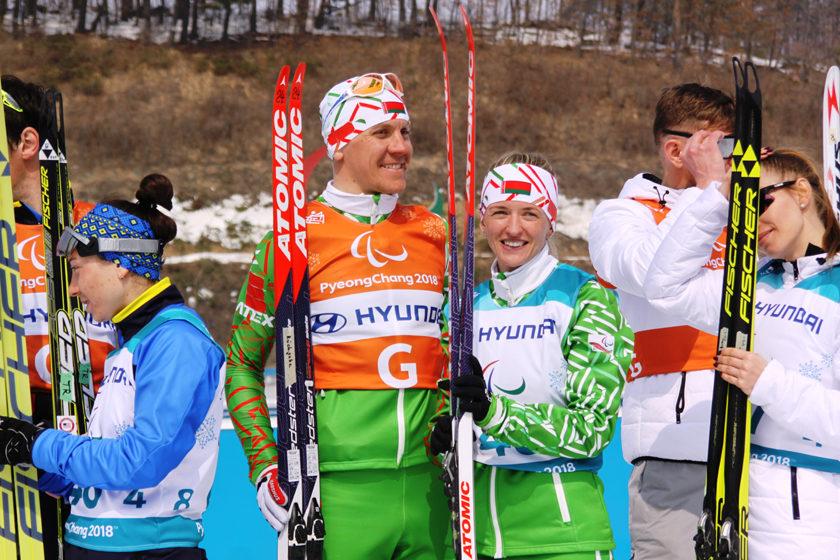 Белоруска завоевала вторую золотую медаль на Паралимпиаде в Пхенчхане