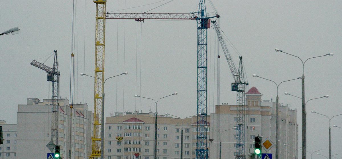 Белстат: Жители Барановичей обеспечены жильем лучше, чем брестчане и минчане