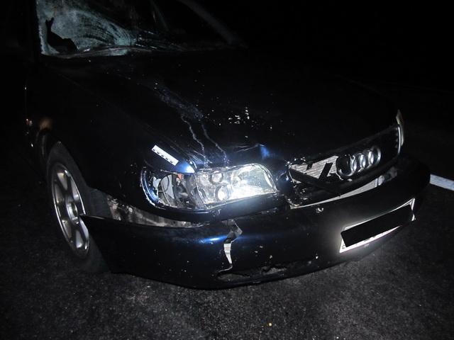 В Несвижском районе водитель «Ауди» насмерть сбил пешехода