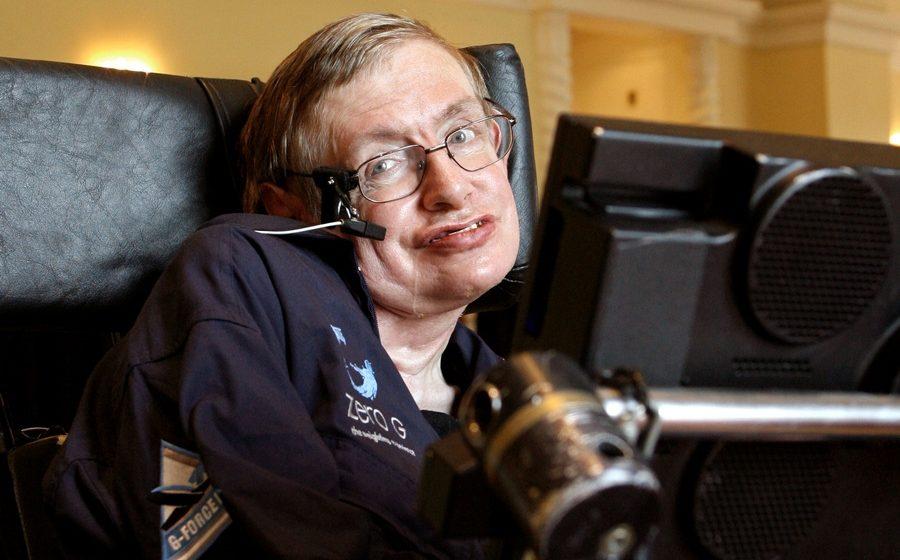 Умер известный астрофизик Стивен Хокинг