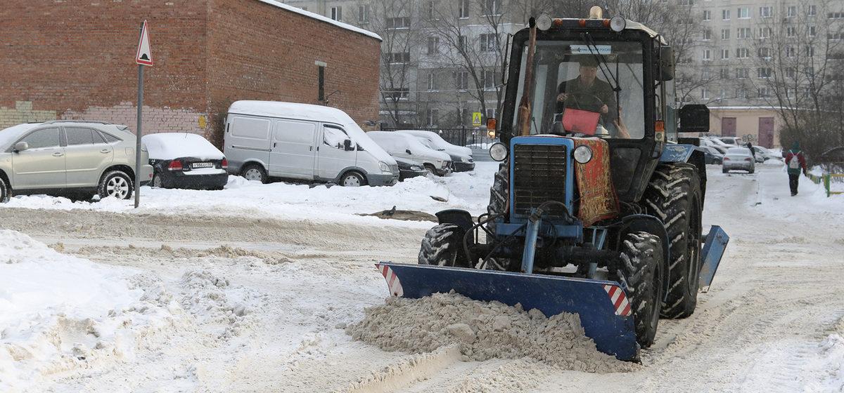 Дорожные расходы: на уборку снега тратим больше, чем на капремонт