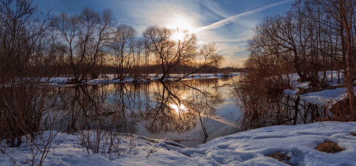 Метеорологи рассказали, когда в Барановичах потеплеет и каким будет начало апреля