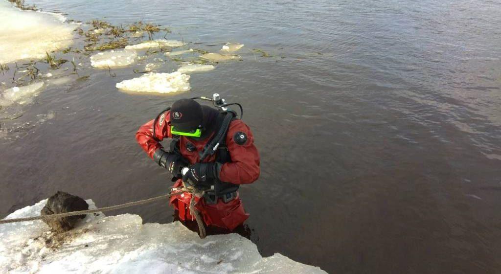 В Кличеве на второй день поисков водолазы обнаружили тело семилетнего мальчика