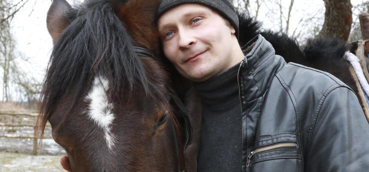 Александр Ковгар: «В лошадей вкладываю частичку себя»