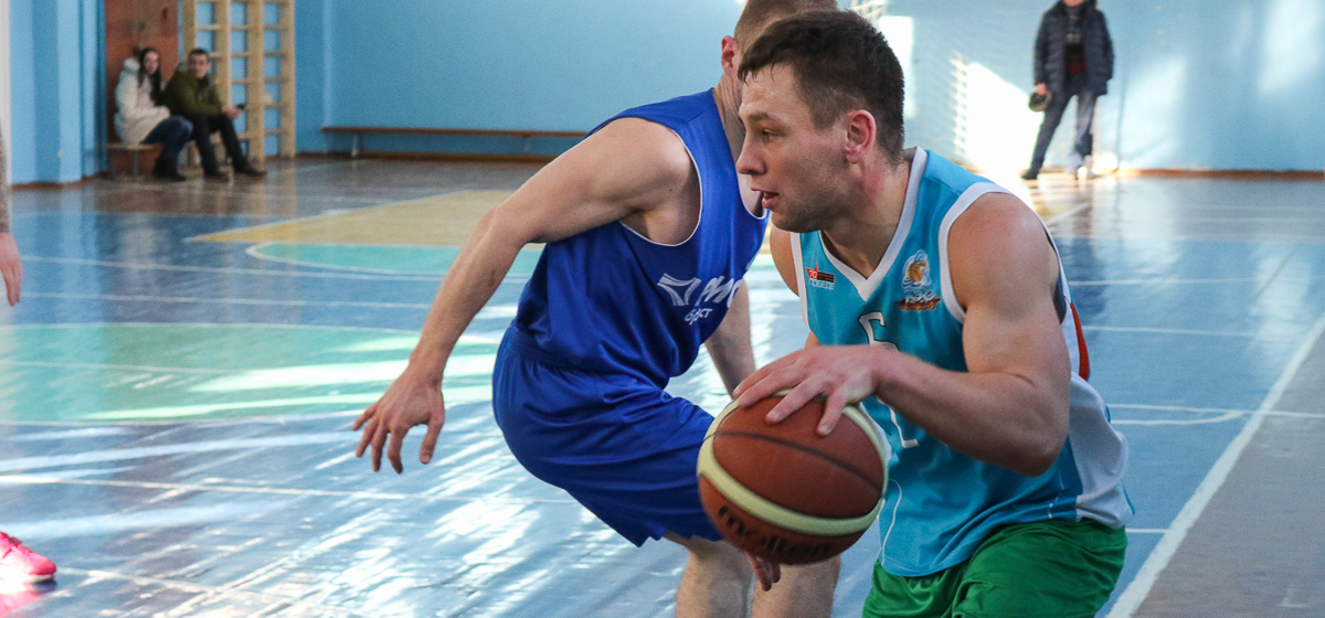 БЛК «Барановичи» проиграл лидеру чемпионата области по баскетболу среди любителей